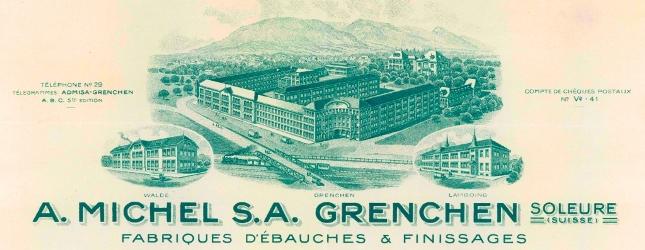 Bild 1 Briefkopf Brief AM an Gemeinde 14.06.1921 GStA_60Proz