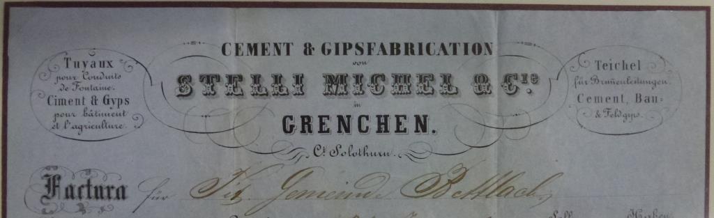 P1030478 Stelli Michel Cementfabrikation Bettlach Rechnung 1864_red