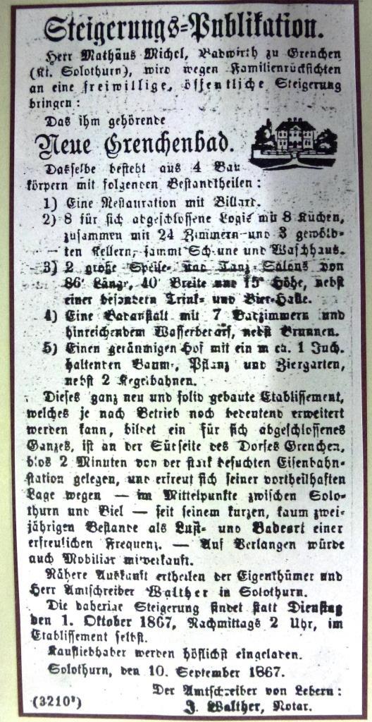P1030482 Steigerungspublikation Neues Bad Grenchen 1867 kompr