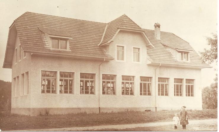 001-Paps und Gotti 1914