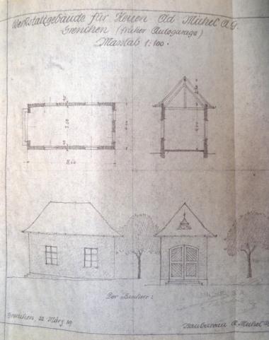 19190327 Werkstatt Plan IMG_3660