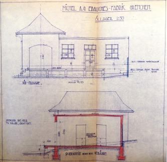 19281113 Magazinanbau Schnitt Ansicht IMG_3671