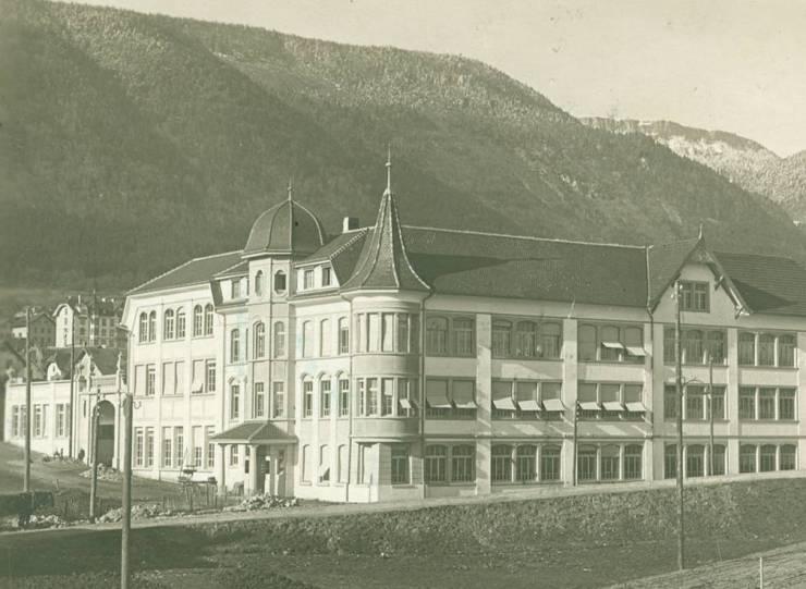 Westflügel Fabrik AM