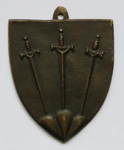 Michel Wappen Guss von Piller IMG_8459