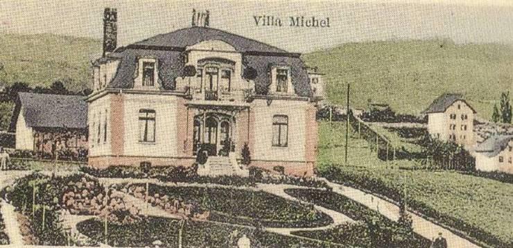 Villa Michel 1915
