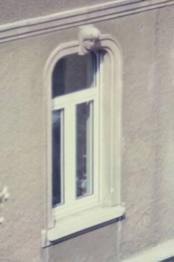 Villa Michel Detail Fenster