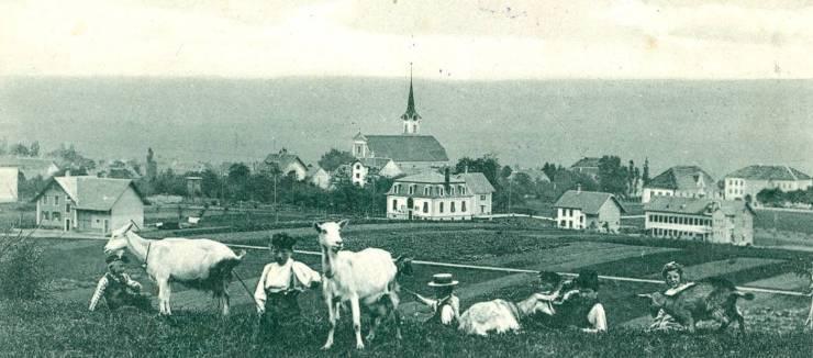 Villa u Fabrik von Norden 1905 red